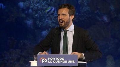 Casado: 'No puede presidir España quien la ataca así'