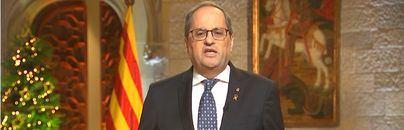 La Junta Electoral destituye a Quim Torra como president de la Generalitat