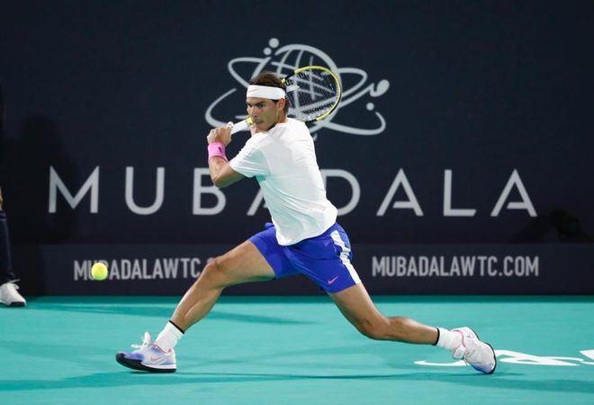 Rafa Nadal coloca a España en los cuartos de final de la Copa ATP