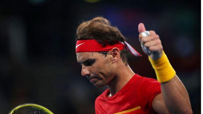 Nadal no puede con Djokovic y la Copa ATP se decidirá en los dobles