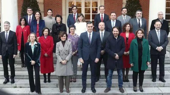 El Consejo de Ministros se estrena aprobando una subida de las pensiones del 0,9 por cien