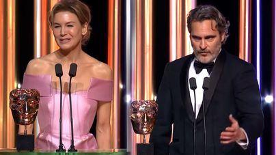 Los Bafta ponen la alfombra roja para los Oscar