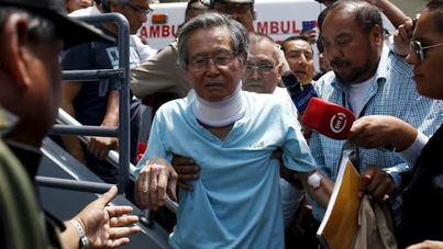 Fujimori elude la cárcel tras ser ingresado por problemas respiratorios