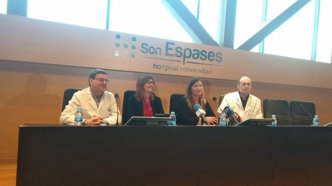 La familia ingresada por un posible caso de coronavirus permanece aislada en Mallorca