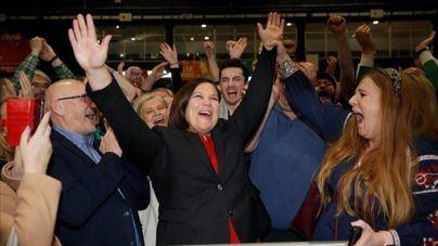 El Sinn Féin de Mary Lou McDonald, más cerca de formar gobierno en Irlanda