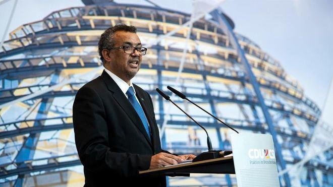Ghebreyesus, director de la OMS: 'Faltan aún muchas cosas por saber sobre el coronavirus'