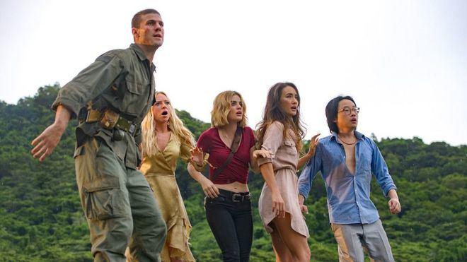 Llega a los cines 'Fantasy island', una terrorífica revisión de la serie de los 70 y 80