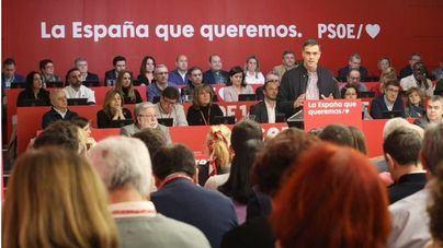 Sánchez a sus barones: 'No se mirará al separatismo en detrimento de otros territorios'