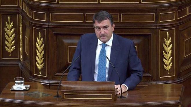 El PNV pide 'coger con pinzas y ver despacio' la penalización de la apología del franquismo