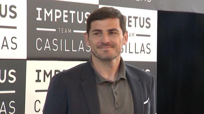 Casillas confirma que optará a presidir la Federación Española de Fútbol