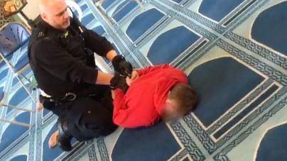 Ataque con arma blanca en una mezquita de Londres con el resultado de un herido