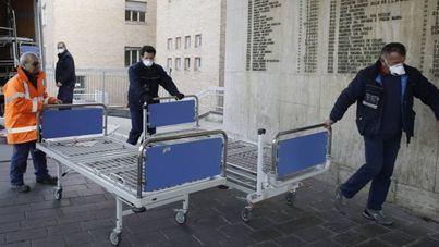 Siete muertos por coronavirus en Italia, mientras en la UE se empieza a hablar de cierre de fronteras