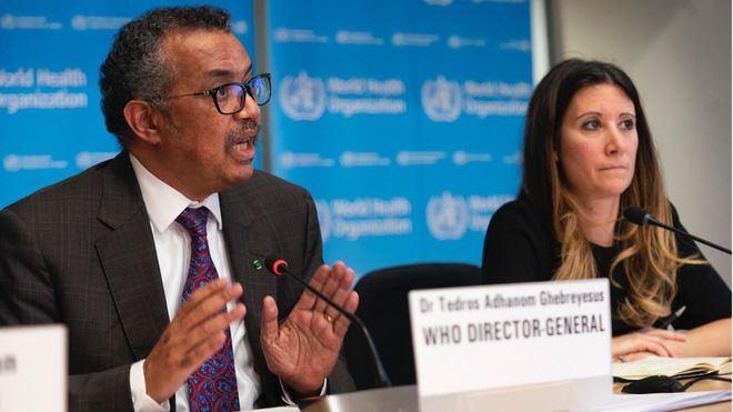 La OMS eleva a 'muy alto' el riesgo de propagación del coronavirus