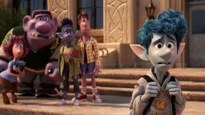 Los elfos de 'Onward' llegan este viernes a los cines