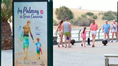 El gasto de los turistas extranjeros en Canarias crece un 13%