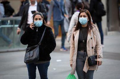 Los casos de coronavirus en España alcanzan 5.753, un aumento de 1.544 en un día, y 136 fallecidos