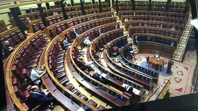 El Congreso ratifica la continuidad de la cuarentena hasta el 12 de abril