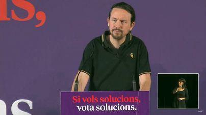 Pablo Iglesias: 'Toda la riqueza del país está supeditada al interés general'