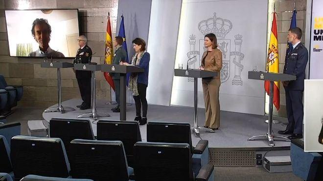 España supera a Italia en número de casos de coronavirus