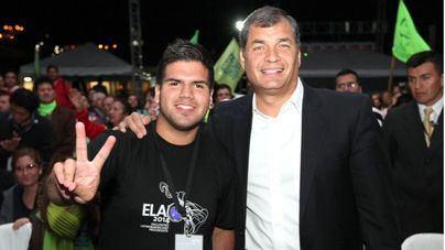 Condenado por soborno el expresidente de Ecuador, Rafael Correa