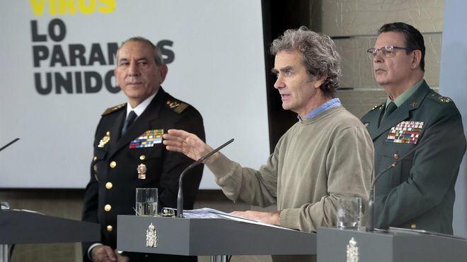683 nuevas muertes en España a causa del coronavirus