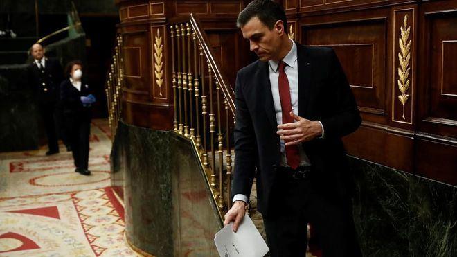 Sánchez: 'Toda Europa llegó tarde, pero España actuó antes contra la pandemia'