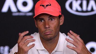 Nadal: 'No entiendo que no se pueda jugar a tenis cuando ya hay personas trabajando'