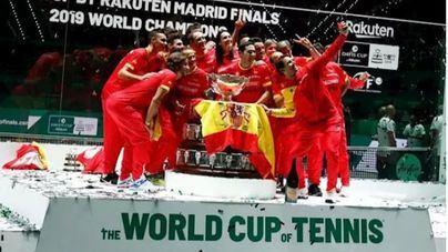 El equipo español de la Davis cree que los tenistas 'tienen ventaja' para volver a la normalidad
