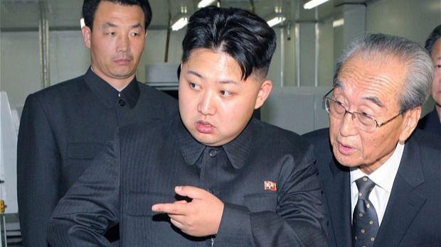 El líder supremo de Corea del Norte, Kim Jong-un