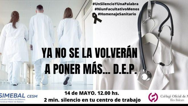 Los héroes de la bata blanca: cerca de 49 médicos han muerto en España a manos del Covid-19