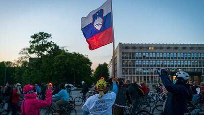 Eslovenia, primer país en Europa que declara el final de la pandemia