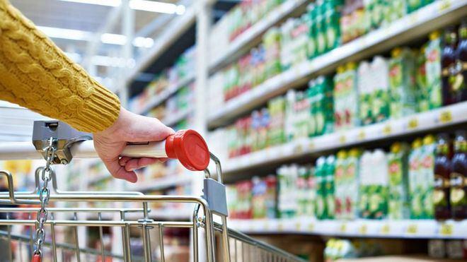 El precio de los alimentos se dispara en abril