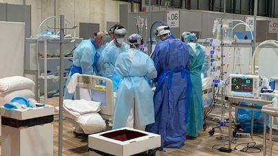 España registra 59 muertos por coronavirus en las últimas 24 horas