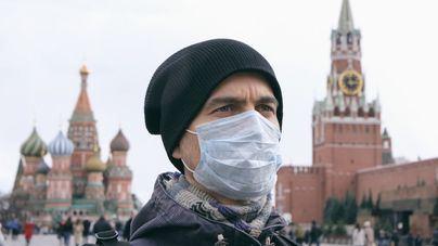 Rusia roza los 300.000 contagios y supera los 2.800 muertos por coronavirus