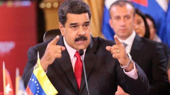 Maduro acusa a Colombia de infectar de coronavirus a emigrantes venezolanos