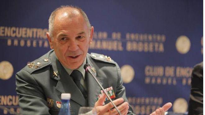 Crisis institucional en la Guardia Civil: el 'numero 3' de la institución también se marcha