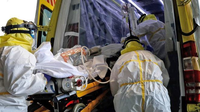 Cuatro fallecidos más elevan el número de muertos 27.125 en España