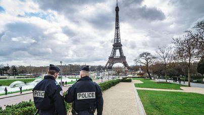 18 detenidos tras una noche de disturbios en París contra la violencia policial