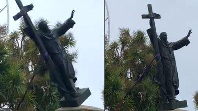 El PP quiere que el Senado condene los ataques a estatuas de Junípero Serra