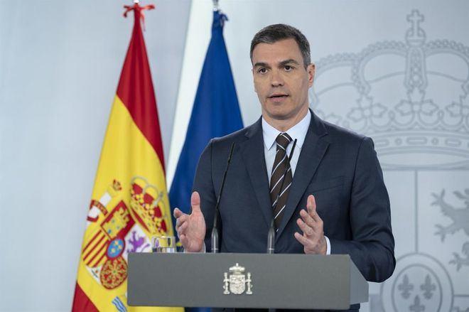 Sánchez abre la vía constitucional para limitar la inviolabilidad del Rey