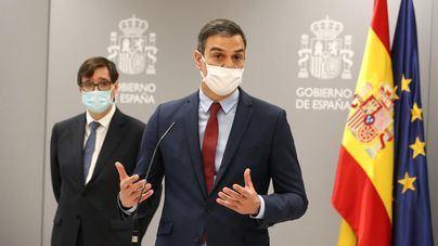Sánchez estudia los rebrotes con el comité de seguimiento del coronavirus