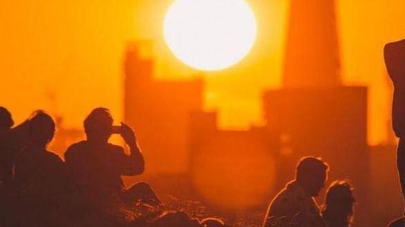 Cambio climático: en 2050 España registrará hasta 50 grados en verano