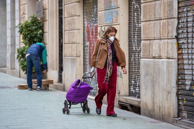 Zaragoza y Huesca retroceden a la Fase 2