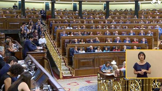 Balance agridulce de la Comisión de Reconstrucción: el Congreso aprueba tres de los cuatro dictámenes
