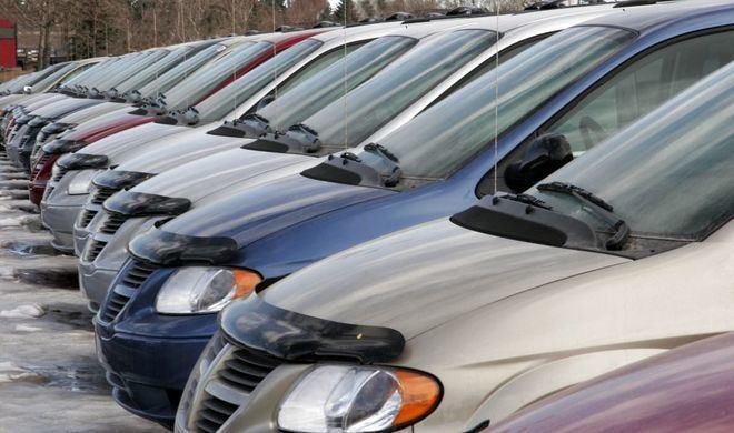 El 'rent a car' advierte de una caída del 80 por ciento en ingresos por la cuarentena de RU