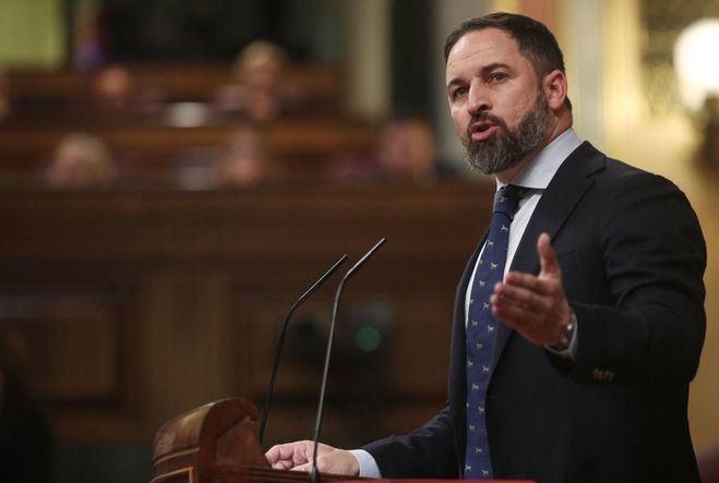 Vox presentará en septiembre una moción de censura contra Pedro Sánchez
