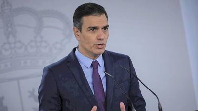 Pedro Sánchez: 'El Gobierno que yo presido considera vigente el pacto constitucional'