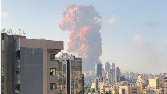 Decenas de muertos y centenares de heridos y desaparecidos tras dos explosiones en la capital del Líbano