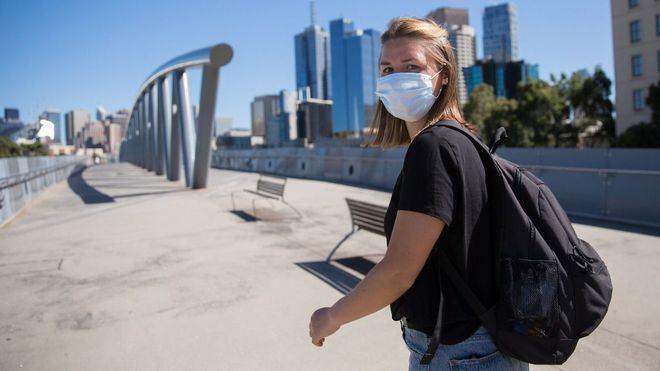 El toque de queda no frena el rebrote de coronavirus en Melbourne