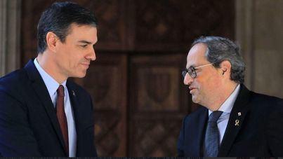 Torra llevará a Sánchez al Constitucional por 'quedarse' remanentes municipales